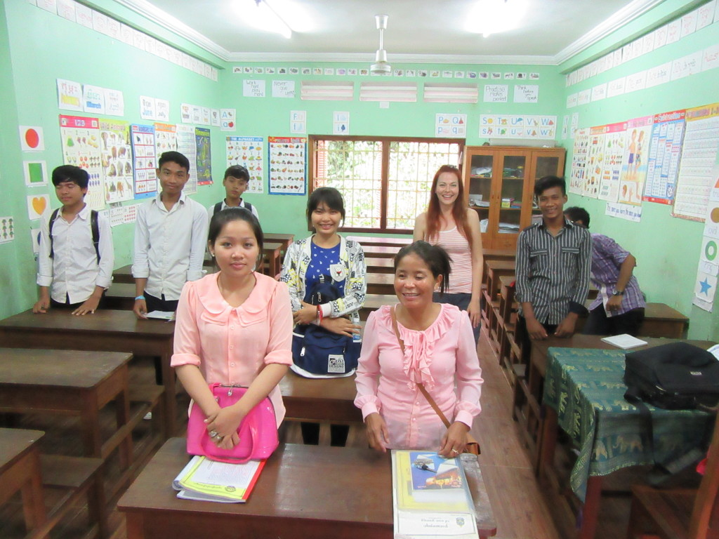 New Hope School in Siem Reap, Cambodia